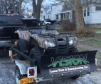 Vision Lawn Care & Snowplowing WNY