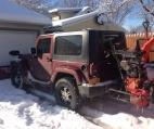 Snowplow Company in Buffalo