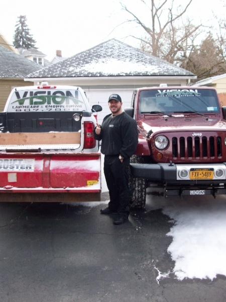 Snowplowing Services Buffalo NY