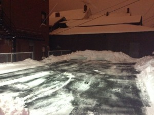 Small Lot Snow Removal WNY